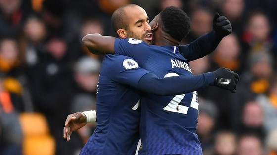 Wolves - Tottenham 1-2: Điều kỳ diệu Lucas Moura