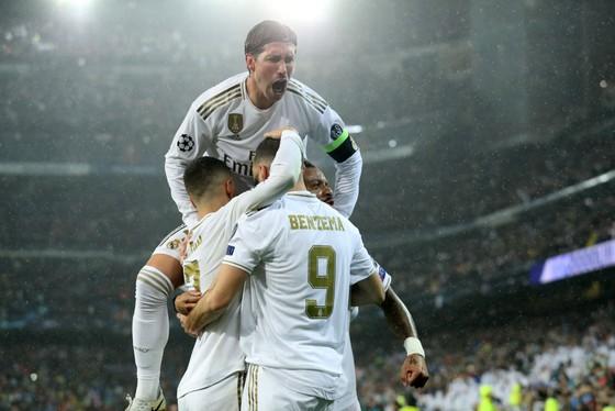 Kền kền lạc quan dù gặp Man City: Vì chúng tôi là Real Madrid !