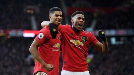 Rashford và Martial sẽ chạm trán Club Brugge