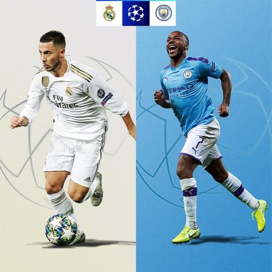 Kền kền lạc quan dù gặp Man City: Vì chúng tôi là Real Madrid ! ảnh 1