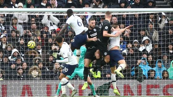 Tottenham - Brighton 2-1: Harry Kane và Dele Alli giúp Gà trống thắng ngược  ảnh 5