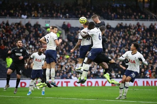 Tottenham - Brighton 2-1: Harry Kane và Dele Alli giúp Gà trống thắng ngược  ảnh 6