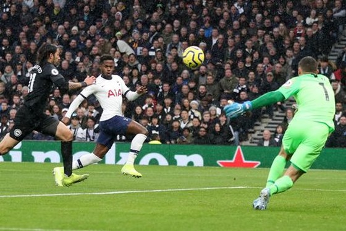 Tottenham - Brighton 2-1: Harry Kane và Dele Alli giúp Gà trống thắng ngược  ảnh 3