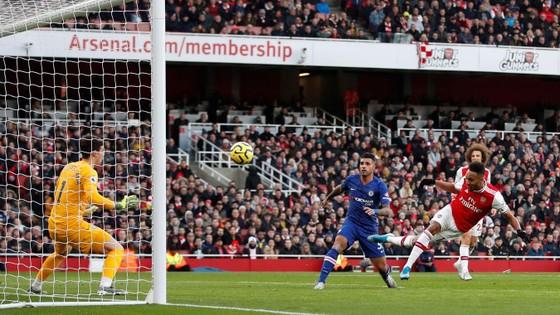 Arsenal - Chelsea 1-2: Jorginho và Abraham nhấn chìm Pháo thủ trong 4 phút vàng của The Blues ảnh 4
