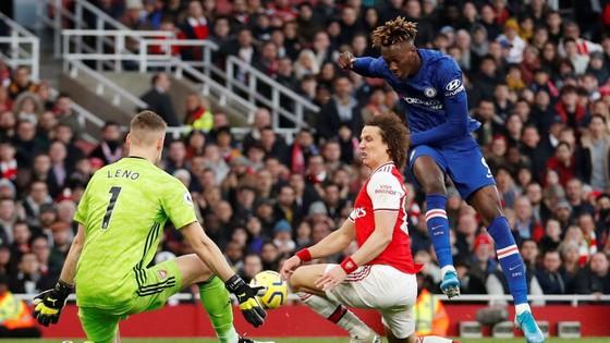 Arsenal - Chelsea 1-2: Jorginho và Abraham nhấn chìm Pháo thủ trong 4 phút vàng của The Blues ảnh 9