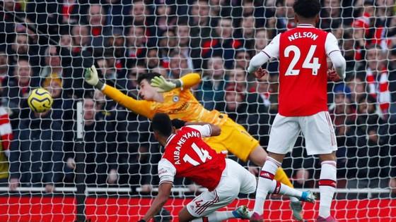 Arsenal - Chelsea 1-2: Jorginho và Abraham nhấn chìm Pháo thủ trong 4 phút vàng của The Blues ảnh 3