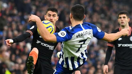 Brighton - Chelsea 1-1: Jahanbakhsh ghi tuyệt phẩm, Lampard thất vọng ảnh 6