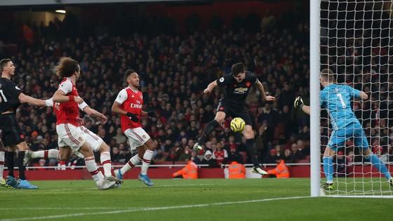 Maguire xát muối vào nỗi đau Arsenal: Man United thua là đáng ảnh 1