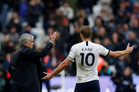 Jose Mourinho và Harry Lane