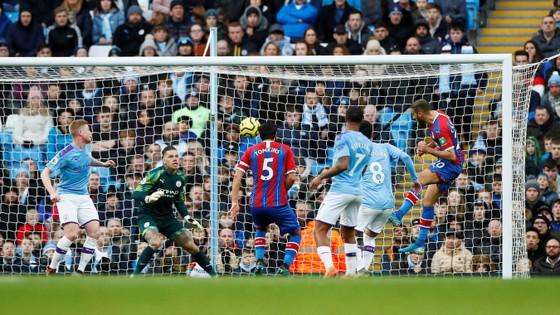 Man City - Crystal Palace 2-2: Aguero ghi cú đúp, Fernandinho đốt lưới nhà ảnh 5