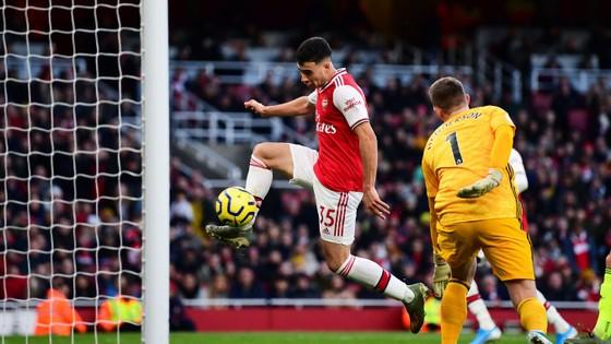 Arsenal - Sheffield Utd 1-1: Pháo thủ đánh rơi chiến thắng ảnh 5