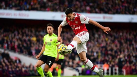 Arsenal - Sheffield Utd 1-1: Pháo thủ đánh rơi chiến thắng ảnh 3