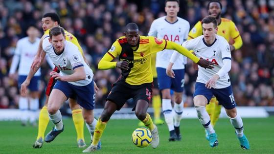 Watford - Tottenham 0-0: Gà trống suýt thua trên chấm 11m ảnh 4