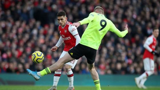 Arsenal - Sheffield Utd 1-1: Pháo thủ đánh rơi chiến thắng ảnh 4