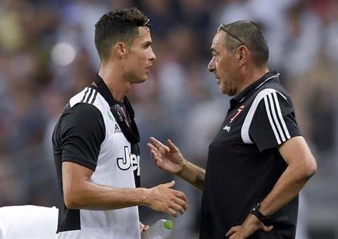 Ronaldo giải quyết 100 vấn đề cho Juventus ảnh 1