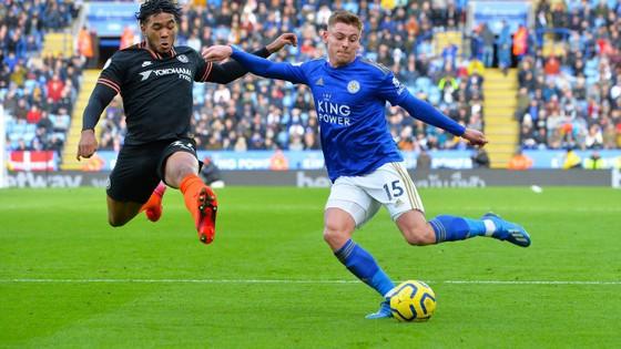 Leicester - Chelsea 2-2: Rudiger ghi cú đúp gỡ hòa sau sai lầm của Caballero ảnh 6