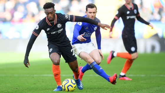 Leicester - Chelsea 2-2: Rudiger ghi cú đúp gỡ hòa sau sai lầm của Caballero ảnh 3