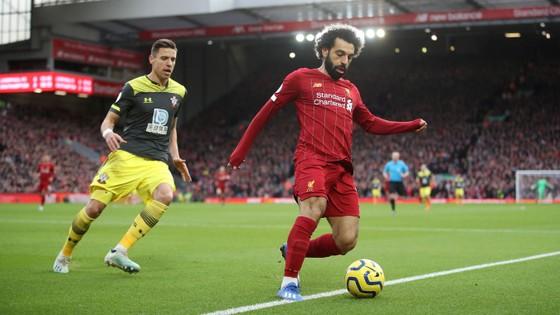 Liverpool - Southampton 4-0: Chamberlain mở điểm, Salah ghi cú đúp ảnh 3
