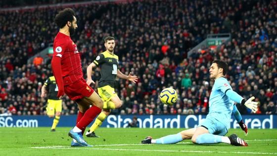 Liverpool - Southampton 4-0: Chamberlain mở điểm, Salah ghi cú đúp ảnh 8