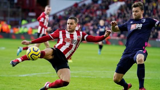 Xếp hạng vòng 26-Ngoại hạng Anh: Sheffield qua mặt Tottenham
