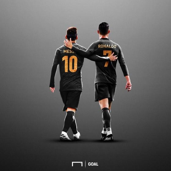 'Messi và Ronaldo có thể chơi cùng nhau' ảnh 1
