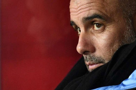 Guardiola lo sợ bị sa thải nếu Man City thua Real Madrid ảnh 1