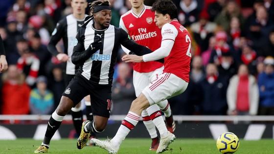 TRỰC TIẾP Arsenal - Newcastle: Aubameyang săn tìm bàn thắng ảnh 3