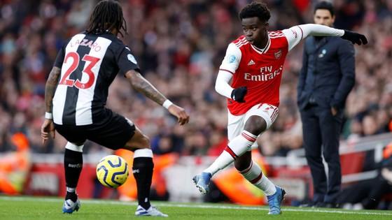 TRỰC TIẾP Arsenal - Newcastle: Aubameyang săn tìm bàn thắng ảnh 4
