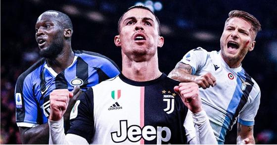 Xếp hạng vòng 24 Serie A: Inter thúc thủ ở Lazio, Juventus lấy lại ngôi đầu