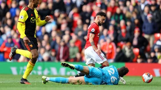 Man United - Watford 3-0: Bruno Fernandes tỏa sáng, Martial, Greenwood góp công ảnh 5