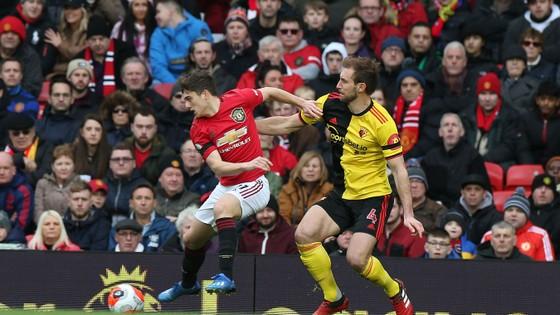 Man United - Watford 3-0: Bruno Fernandes tỏa sáng, Martial, Greenwood góp công ảnh 3