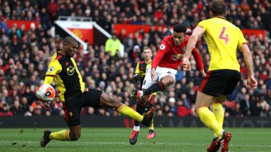 Man United - Watford 3-0: Bruno Fernandes tỏa sáng, Martial, Greenwood góp công ảnh 9