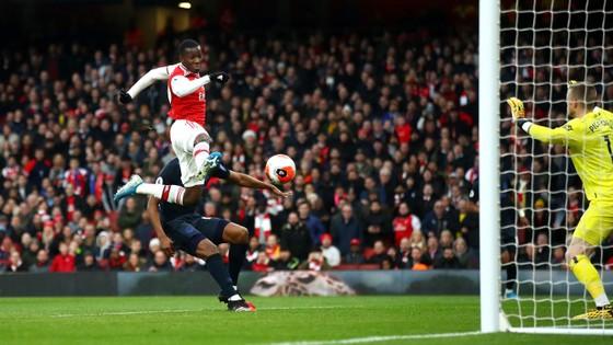 Arsenal - Everton 3-2: Aubameyang ghi cú đúp giúp Pháo thủ ngược dòng ảnh 5