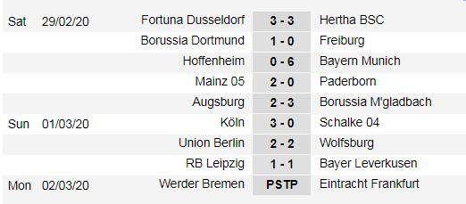 Lịch thi đấu Bundesliga, vòng 25: Hùm xám thừa cơ tăng tốc ảnh 3