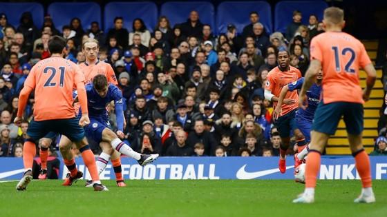 Chelsea - Everton 4-0: Mason Mount, Pedro, Willian và Giroud nhấn chìm Everton ảnh 3