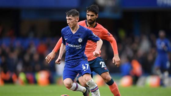 Chelsea - Everton 4-0: Mason Mount, Pedro, Willian và Giroud nhấn chìm Everton ảnh 10