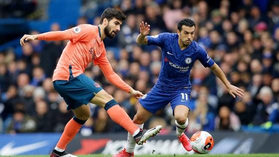 Chelsea - Everton 4-0: Mason Mount, Pedro, Willian và Giroud nhấn chìm Everton ảnh 4