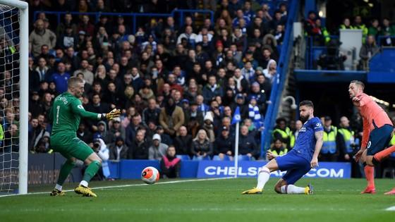Chelsea - Everton 4-0: Mason Mount, Pedro, Willian và Giroud nhấn chìm Everton ảnh 8