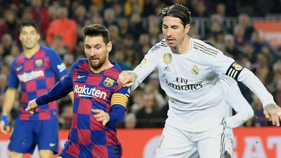 Xếp hạng giải La Liga, vòng 27, ngày 8-3: Căng thẳng cuộc đua Barca và Real Madrid
