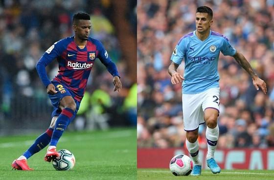 Barca và Man City muốn trao đổi Semedo và Cancelo