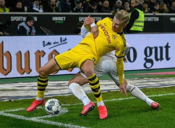 Haaland không muốn so sánh với Ibrahimovic ảnh 1