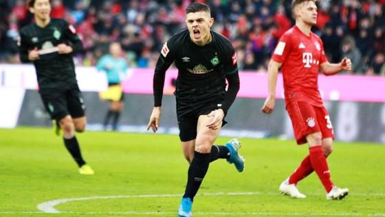 Milot Rashica đắt giá nhất Bundesliga mùa hè tới