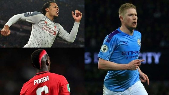 Ai là người được trả cao nhất Premier League