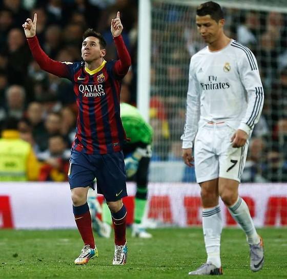 Sự thật đằng sau 35 lần đối đầu trực tiếp giữa Lionel Messi và Cristiano Ronaldo ảnh 3