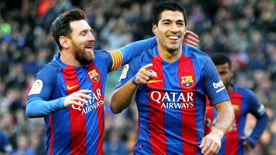 Luis Suarez đã sẵn sàng trở lại cùng Leo Messi ảnh 1
