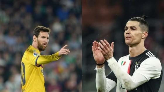 Messi và Ronaldo