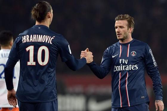 Cầu thủ PSG phải noi gương Beckham và Ibra ảnh 1