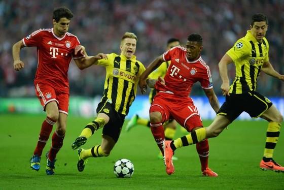 Trận Siêu kinh điển giữa Dortmund và Bayern