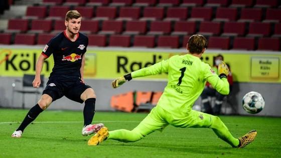Timo Werner có 4 bàn thắng trong 3 trận