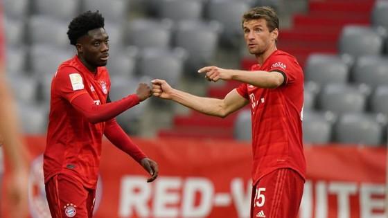 Bayern sẽ chạm đích sớm